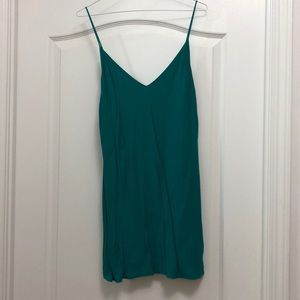 Wilfred Free mini slip dress